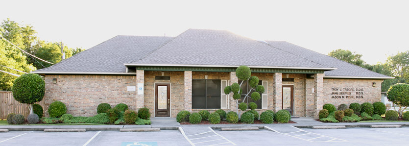 exterior of Deer Park Family Dentistry