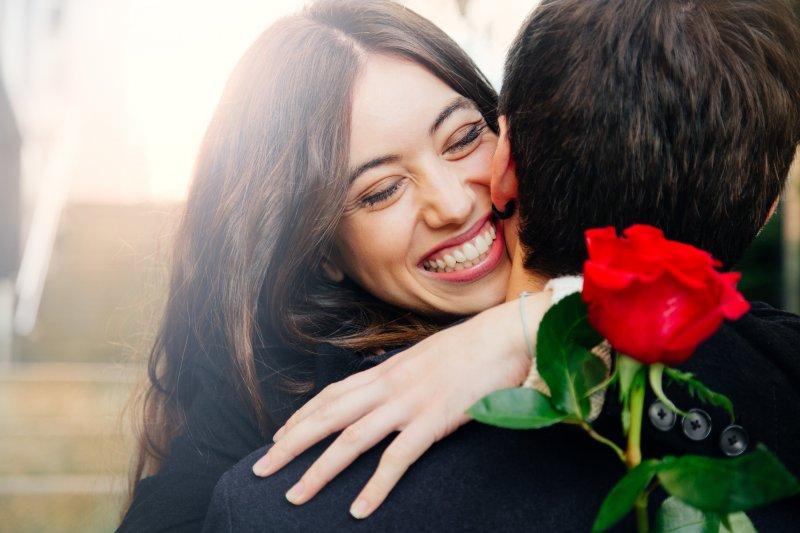 Couple on Vaneltine's Day